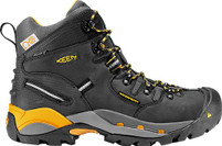 Keen Utility Men's Hamilton Black/Yellow Safety Boot FREE SHIPPING