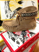 Children's Laurentian Chief Boot Moccasin