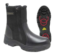Women's Barbo Flipgripz Double Zipper Winter Boot