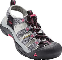 Women's Keen Newport H2 Black/Bright Rose