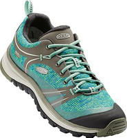 Women's Keen Terradora Waterproof Shoe Bungee Cord/Malachite