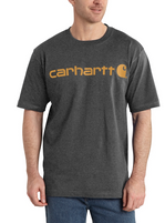 Men's Carhartt Short-Sleeve Logo T-Shirt