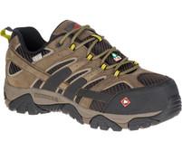 Men's Merrell Work Moab 2 Ventilator CSA Work Shoe