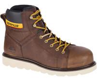 "Men's CAT Journeyman 6"" CSA Ironworker Work Boot"