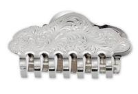 Montana Silversmiths Silver Hair Clip