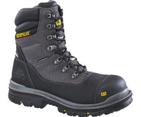 "Men's CAT Payload 8"" Waterproof Work Boot with Zipper FREE SHIPPING"