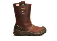 "Grisport 11"" Pull On Wellington Waterproof Work Boots"