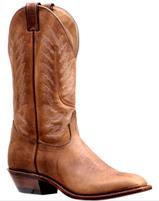 Men's Boulet Bison Western Dress Toe Western Boot