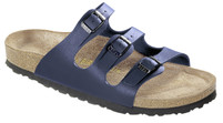 Birkenstock Florida Blue Birko-Flor Soft Footbed