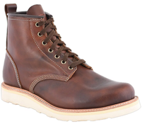 Men's Canada West W.M. Moorby 2822 Pecan Leather Boot