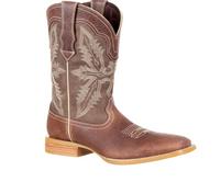 Men's Durango Gambler Tan Square Toe Boot