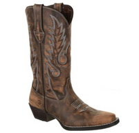 Women's Durango Dream Catcher Distressed Brown Boot