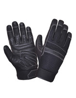 Unik Leather Full Finger Gloves
