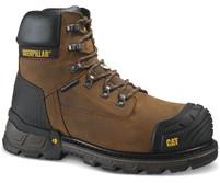 """Men's CAT Excavator XL 6"""" Waterproof Work Boot FREE SHIPPING"""