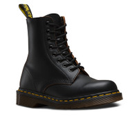 Dr. Martens Men's Original 1460 Vintage Leather Black - Made in England
