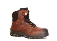 Grisport 74733CD6T Brown Waterproof Work Boots