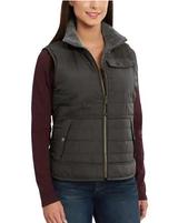 Women's Carhartt Amoret Sherpa-Lined Vest