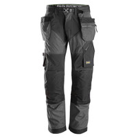 Snickers Workwear 6902 FlexiWork Work Trousers with Holster Pockets