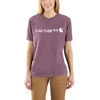 Women's Carhartt WK195 Logo T-Shirt