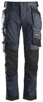 Snickers Workwear 6241 AllroundWork Stretch Trousers with Holster Pockets