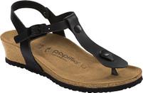 Birkenstock Papillio Ashley Black Leather Sandal