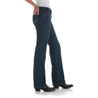 Wrangler Women's  Q-Baby Stretch Tuff Buck Jeans: The Ultimate Riding Jean