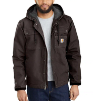 Men's Carhartt Bartlett Sherpa Lined Jacket