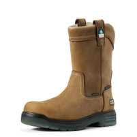 Men's Ariat Turbo Pull On H2O CSA Composite Toe Work Boot
