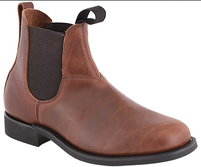 Men's Canada West 14337 Pecan Leather Romeo Boot