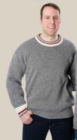 Men's Stanfield's Sock Stripe Sweater