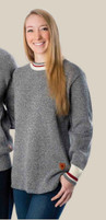 Women's Stanfield's Sock Stripe Sweater