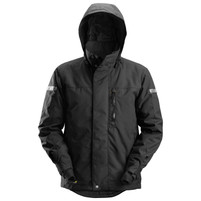 Snickers 1102 AllroundWork Waterproof Hooded Winter Coat