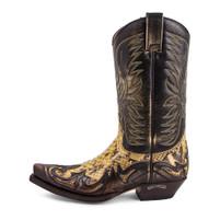 Sendra Denver Tierra Python Western Boot