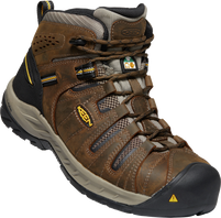 Men's KEEN CSA Flint II Mid Waterproof Work Boot *FREE SHIPPING*