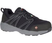 Merrell Fullbench Superlite CSA Alloy Toe Work Shoe