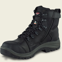 """Men's Red Wing 3532 Tradesman 6"""" Work Boot with Zipper"""