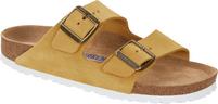 Women's Birkenstock Arizona Ochre Suede Sandal
