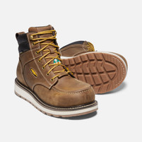 "Men's KEEN CSA 6"" Cincinnati Waterproof Work Boot"