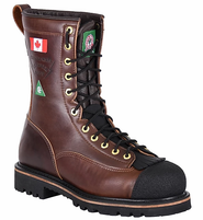 Canada West Climber with Toe Guard Work Boot