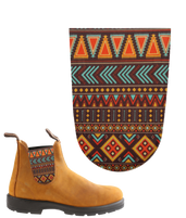 Funstonze Tribal Pattern Clip-On Accessory