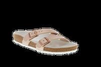 Birkenstock Yao Balance Electric Metallic Copper Sandal