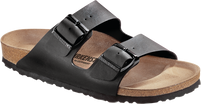 Birkenstock Arizona Black Birko-Flor Sandal FREE SHIPPING