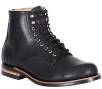 Men's Canada West W.M. Moorby 2835 Black Loggertan Boot