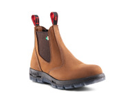 Redback Tussock Tan CSA Pull-On Boots *Free Shipping*