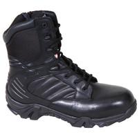 Bates GX-8 CSA Side Zipper Non-Metallic Safety Boot
