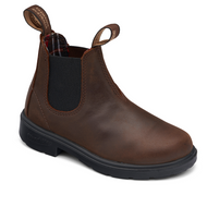 Kid's Blundstone 1468 Antique Brown Boots