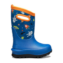 Bogs Neo-Classic Spaceman Kid's Winter Boot
