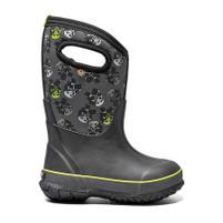 Kids' Bogs Classic Skulls Winter Boot