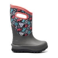 Kids' Bogs Neo-Classic Puppies Winter Boots