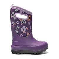 Kids' Bogs Neo-Classic Kitties Winter Boots